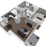 cedar hills apartments cedar falls - floor plans